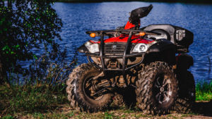 Прокат квадроцикла CF Moto X6