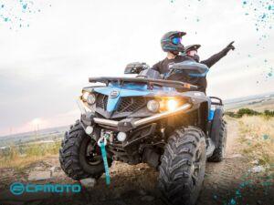 Купить квадроцикл CF Moto X6